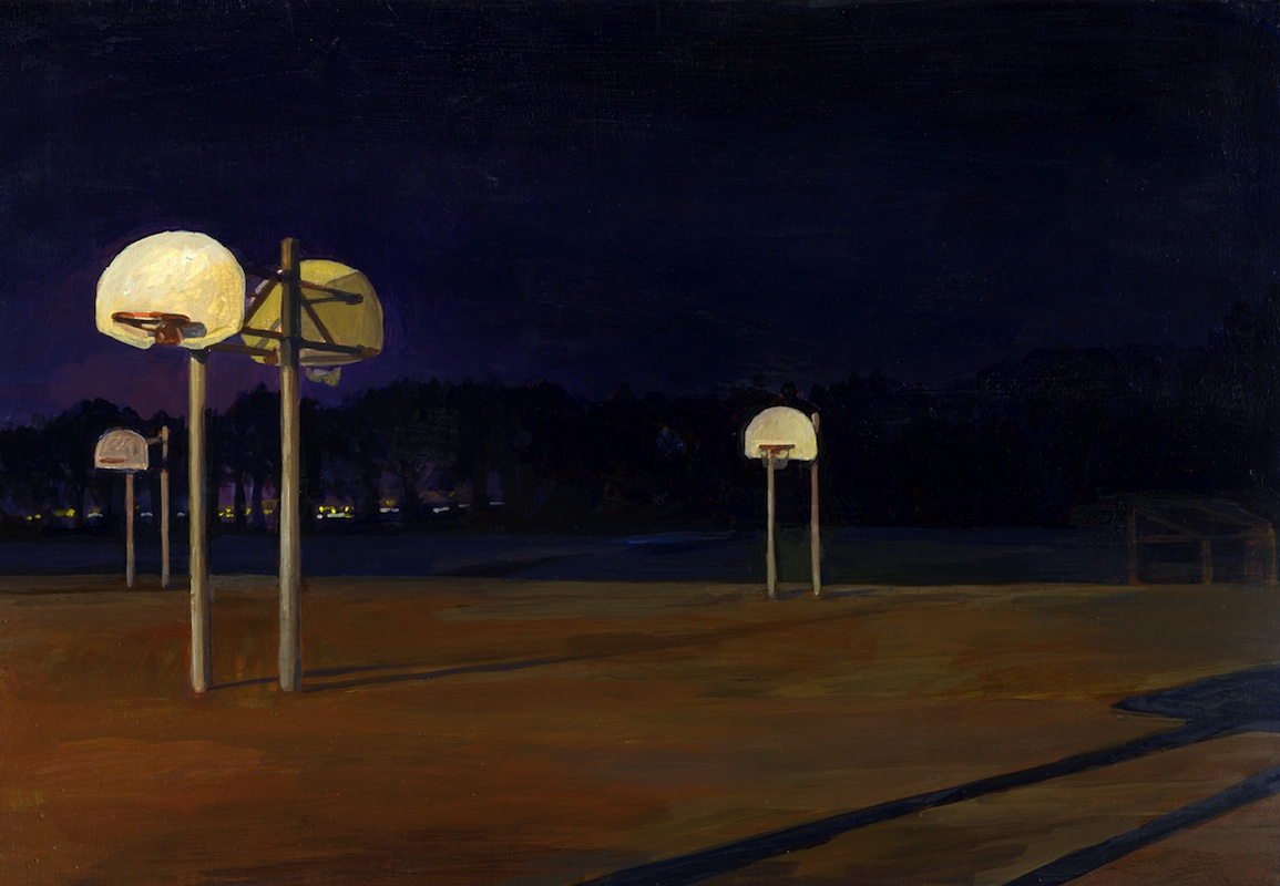 Wayne Jiang, Basketball Court #2